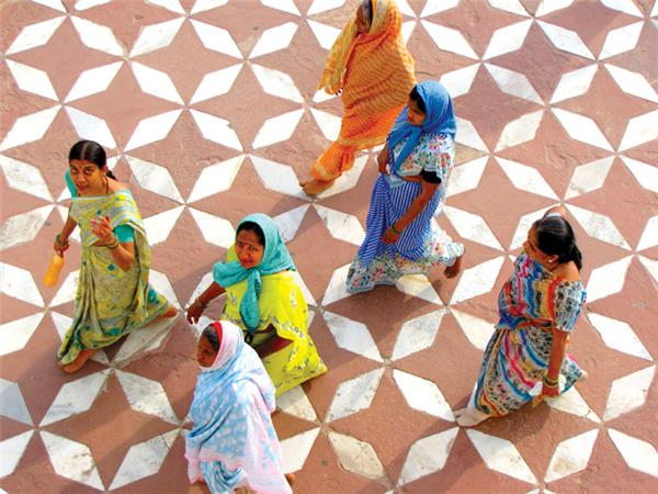 India holiday, small group
