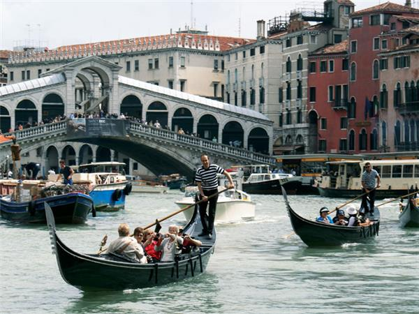 Berlin to Venice small group holiday