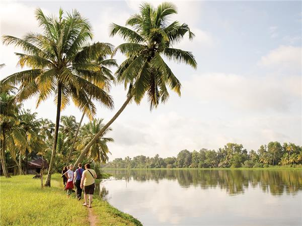 South India holiday, small group