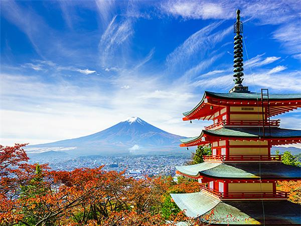 how to plan a holiday to japan
