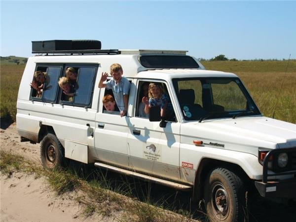 Family holiday to South Africa & Swaziland