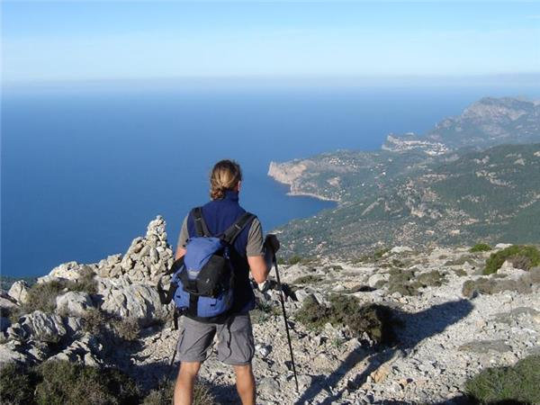 Walking holiday in Mallorca, Spain