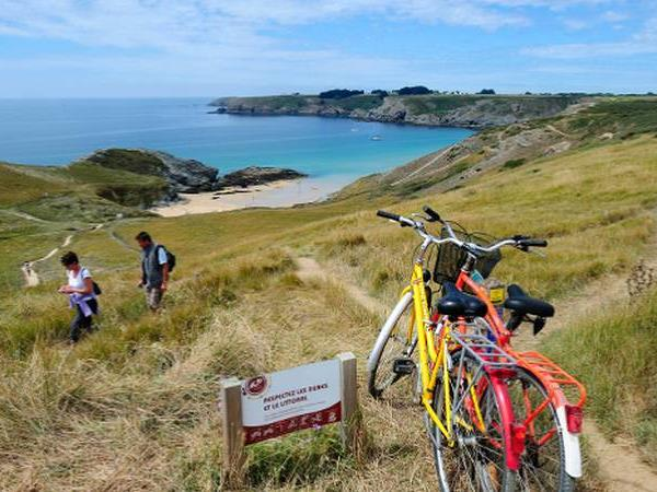Self guided cycling holiday in Brittany, France