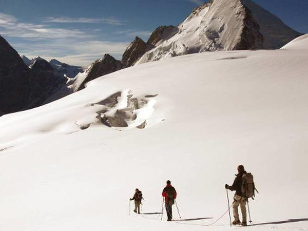 Mont Blanc climbing holiday