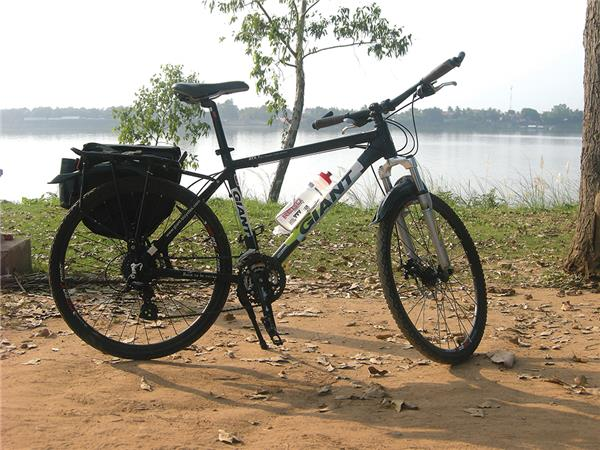 Vietnam to Cambodia bike tour