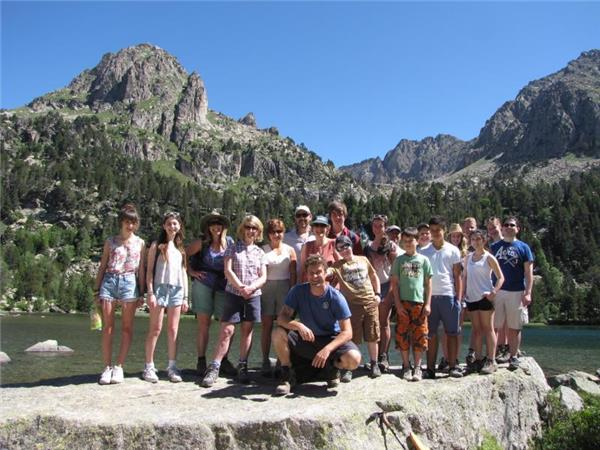 Pyrenees family holiday, Spain