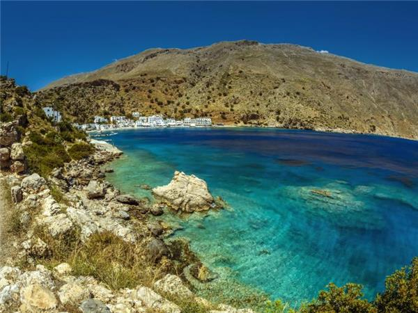 Walking holiday in Crete