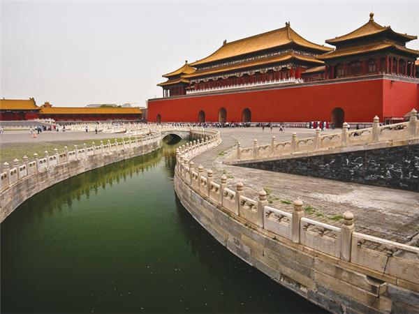 Beijing to Shanghai tour in China