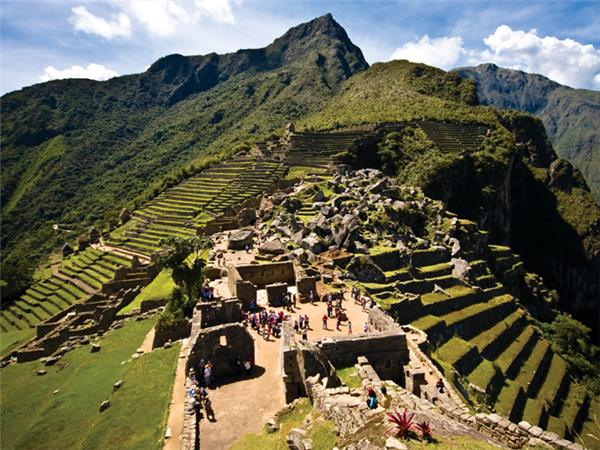 Family holiday in Peru