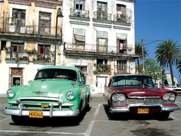 Cuba holiday, small group