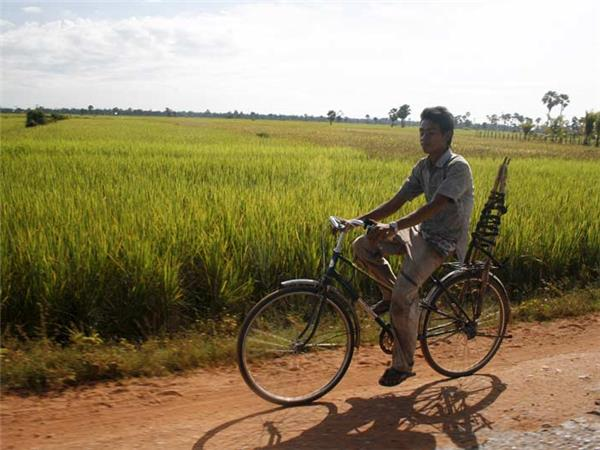 Cycling holiday to Indochina and Angkor Wat