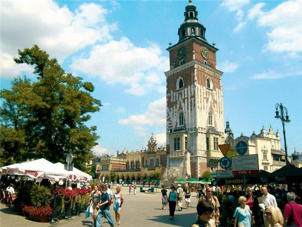Cycling holiday in Poland
