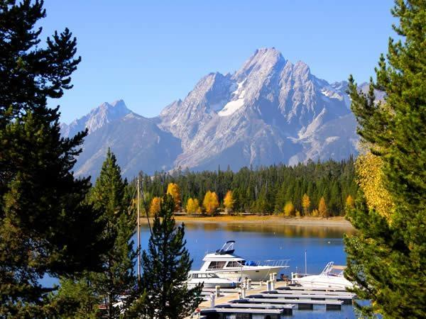 Yellowstone and Grand Tetons NP tour