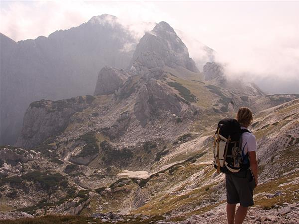 Julian Alps walking holiday in Slovenia