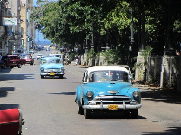 Family adventure holiday to Cuba