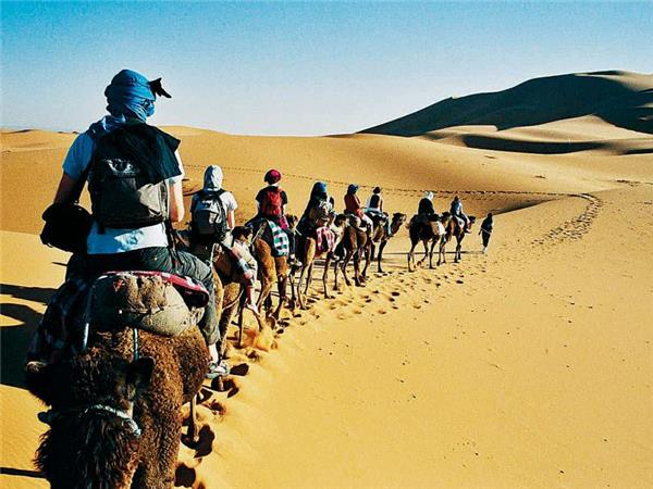 Morocco family adventure holiday