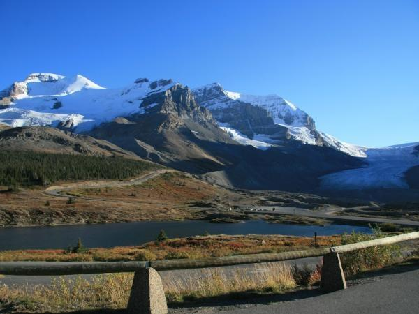 Canadian Rockies adventure holiday