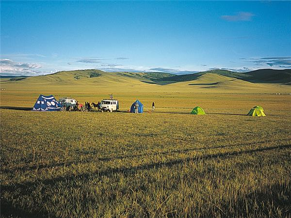 Mongolia cycling holiday