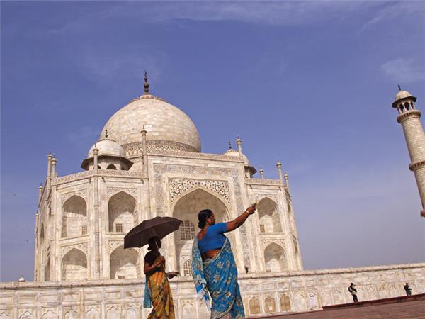 Golden Triangle small group holiday, India
