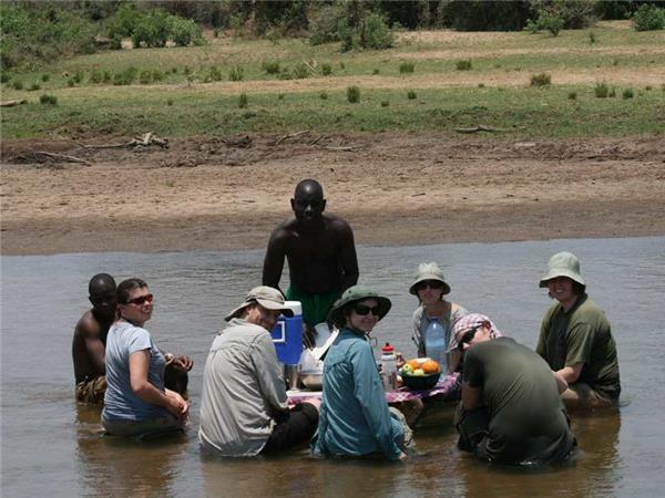 Small group safaris to Zambia