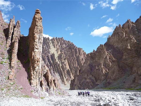 Trekking holiday in Ladakh, The Markha Valley trek