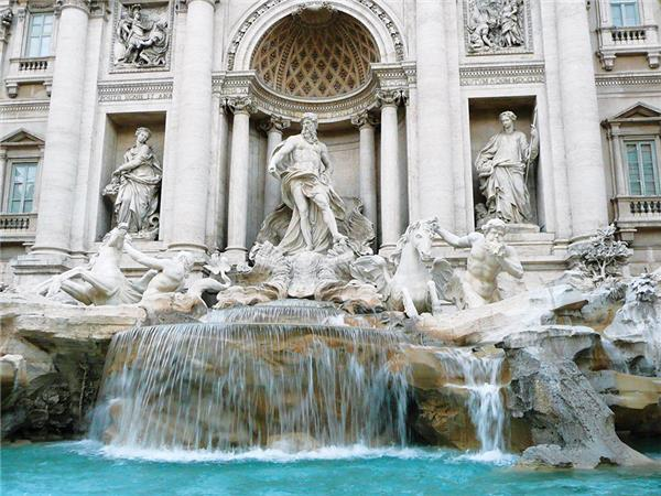 Rome to Venice tour, Italy