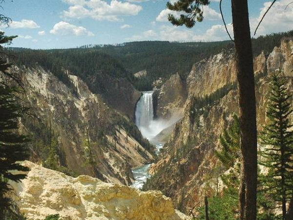 National Parks hiking holiday in America