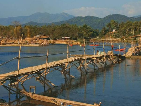 Hanoi to Luang Prabang cycling holiday, Laos and Vietnam
