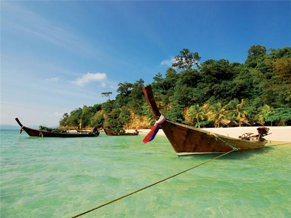 Thailand beaches, small group holiday