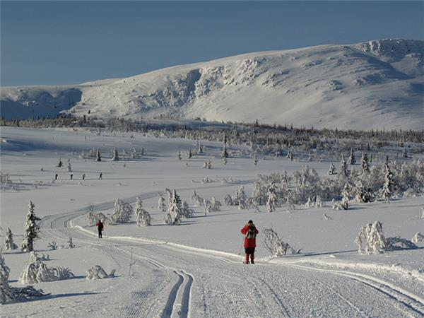 Venabu cross country skiing holiday in Norway
