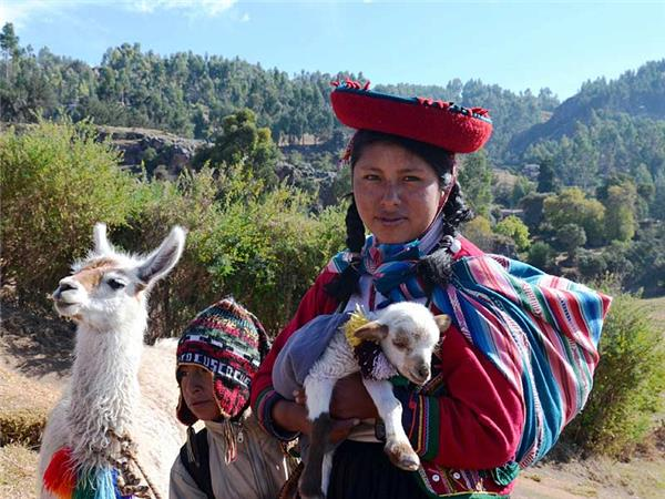 Peru holiday, encompassed