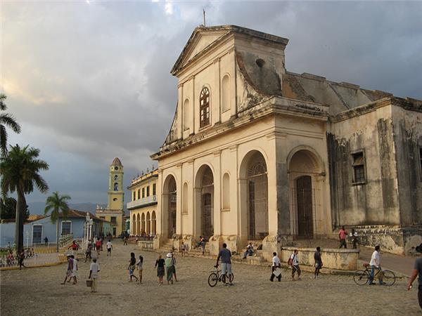 Cuba cycling holiday
