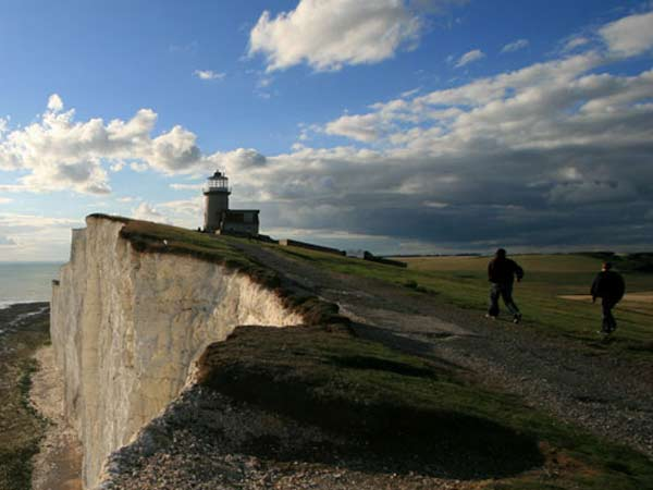Beachy Head lighthouse B&B (Belle Tout), South Downs, England