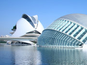 City of Arts and Sciences, Valencia. Photo by Valencia Tourist Board