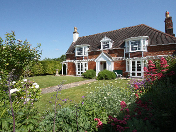 South Downs bed and breakfast nr Winchester, England