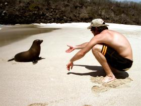 Ecuador and Galapagos adventure holiday
