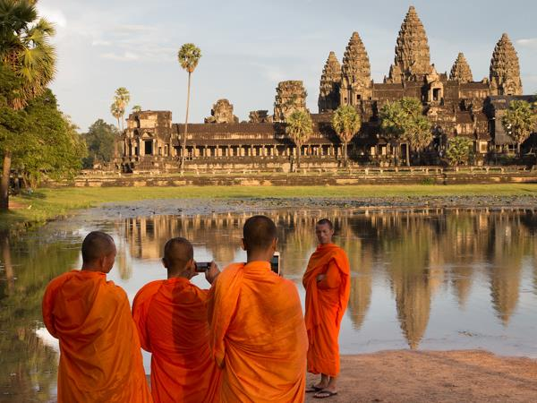 Cambodia travel photography tour