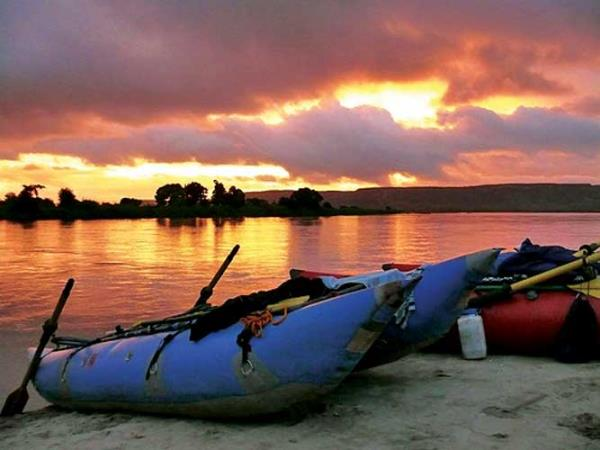 Madagascar trekking and rafting expedition