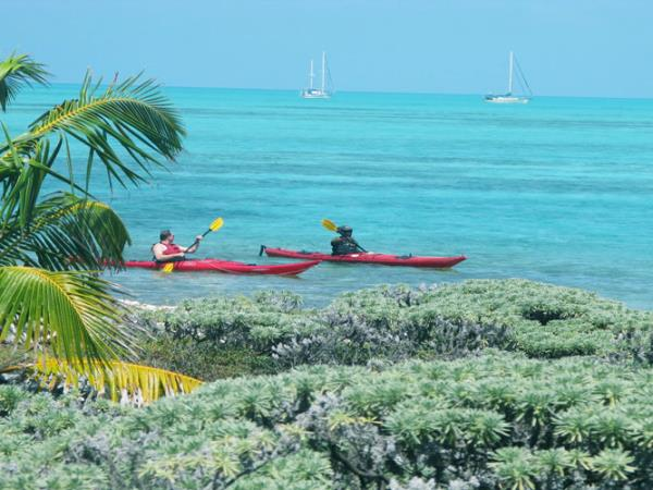 Belize sea kayaking holiday