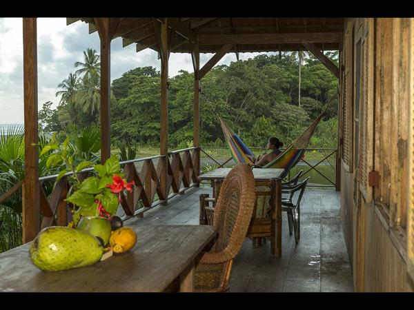 Pacuare Nature Reserve accommodation in Costa Rica
