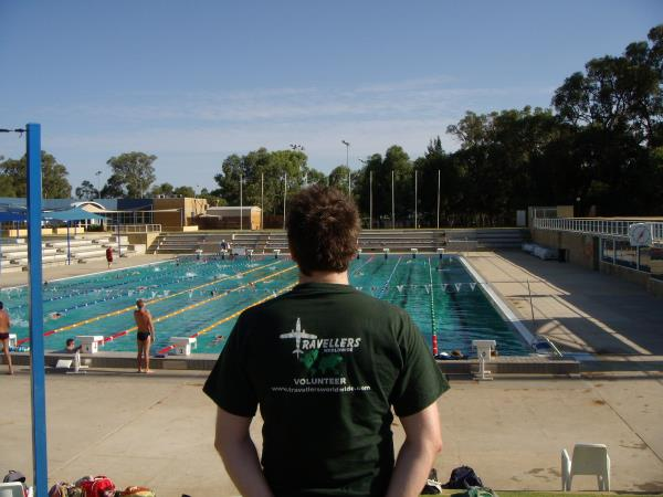 Sports coaching and teaching volunteering in Perth, Australia