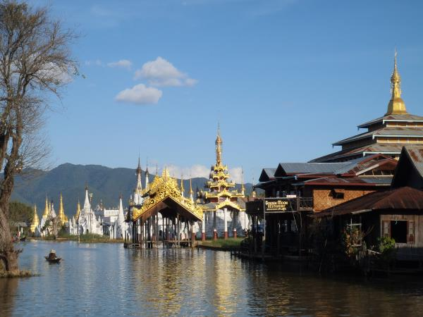 Burma family adventure & cultural holiday