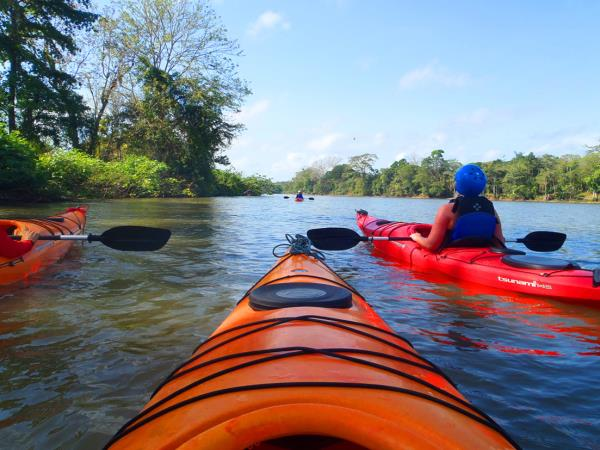 Nicaragua adventure holiday, river canoeing expedition