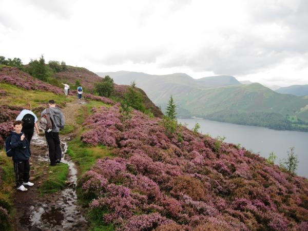 Lake District family activity holiday