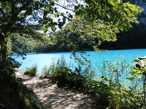 Plitvice Lakes family activity holiday in Croatia
