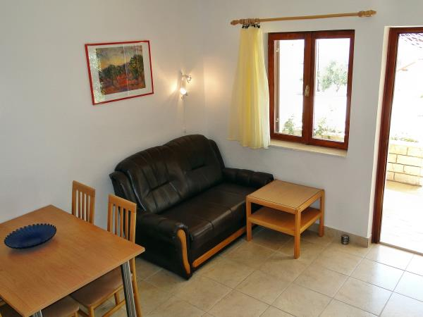 Komarna self catering apartment, Croatia