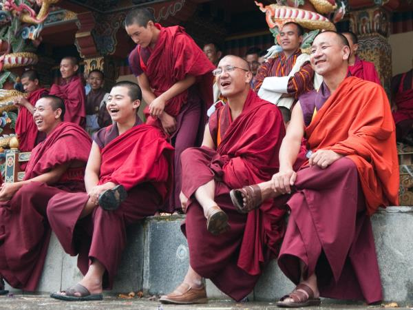 Bhutan and Thailand luxury holiday