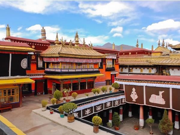 China to Tibet by train, Chengdu to Lhasa