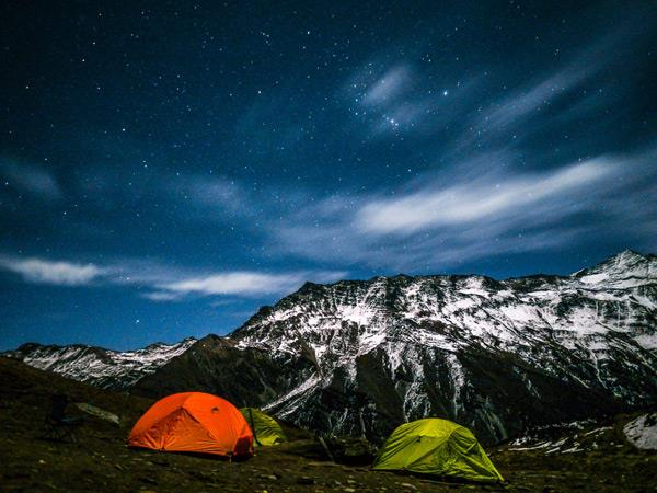 China climbing and trekking tour in Sichuan