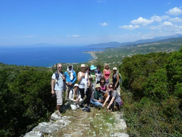Yoga holiday in Greece